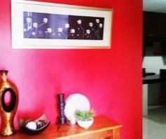 Furnished 3 Bedroom Townhouse For RENT In Friendship, Angeles City - 4