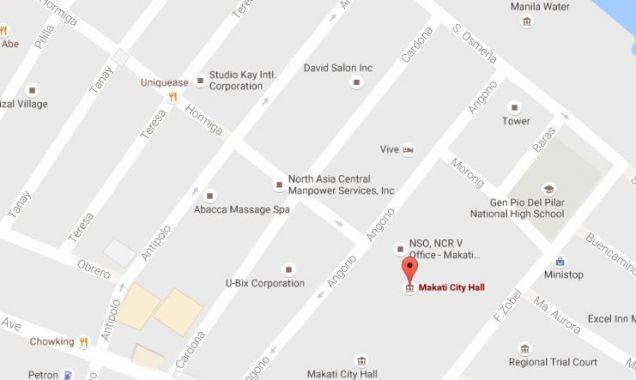 654 sqm Lot Area, Lot for Sale in Makati, Metro Manila, Code: COJ-LOT - 654JA - 0