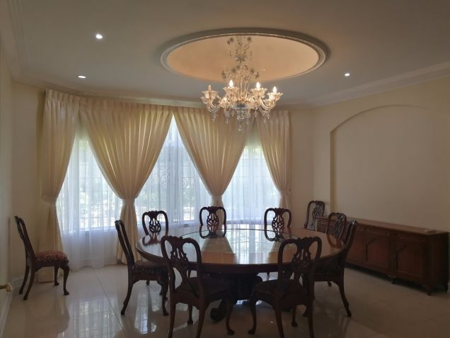 For Rent Renovated 5 Bedroom House and Lot Urdaneta Village Makati City - 0