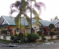Corner Lot w/Huge Yard House & Lot For RENT In Friendship Angeles City - 6