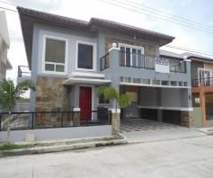 4 Bedroom Fully Furnished House near SM Clark for rent - P50K - 0
