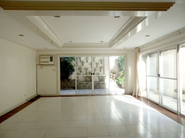 San Lorenzo Village 3 Bedroom Spacious House for Rent, Makati (All Direct Listings) - 0