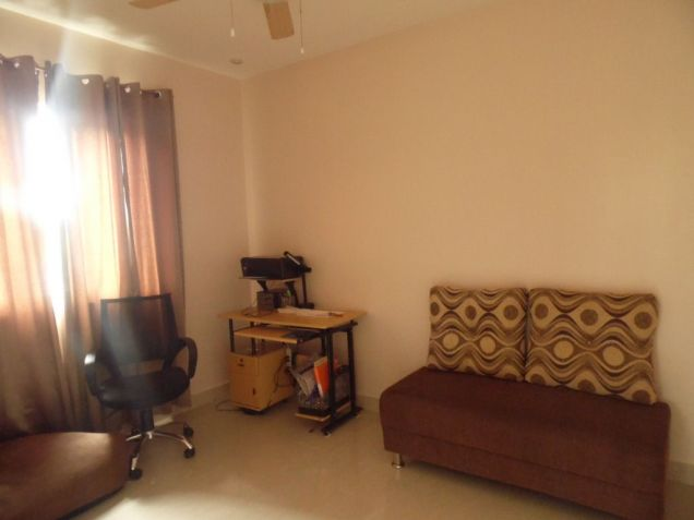 Furnished House and lot for rent inside a secured Subdivision for rent - 70K - 8