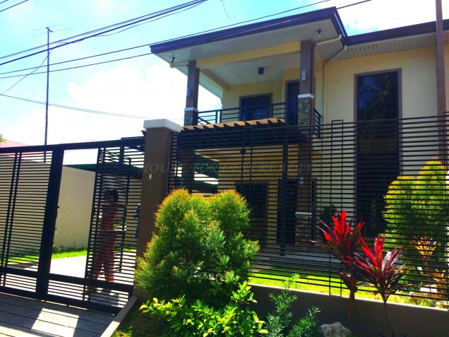 For Rent Three Bedroom House In Angeles City - 0