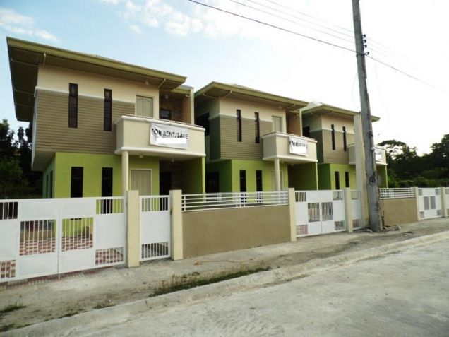 Brandnew House and Lot in Friendship for Rent - P20K - 2