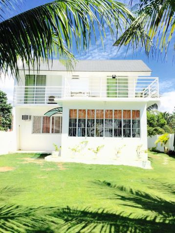 Cebu Danao 3BR Beachouse For Sale - 0