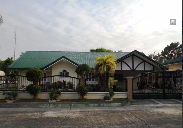 Bungalow House with Spacious yard for rent in Angeles City, Pampanga - 0