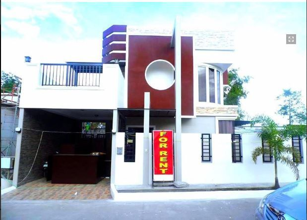 For Rent Furnished House In Angeles City Pampanga - 0