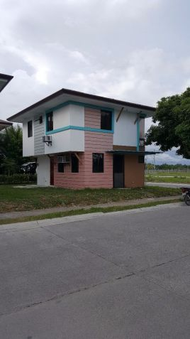 For rent 2-bedroom corner house in Ajoya Subdivision - 0