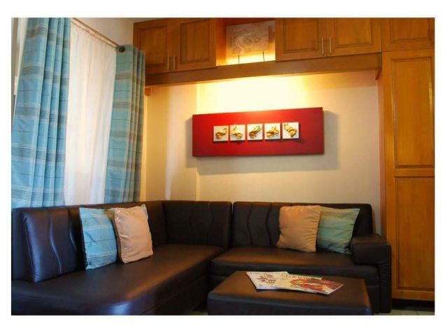River Front Residences 2br fully furnished with parking  CGT near C5 Ortigas - 6