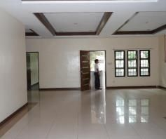 House and lot for rent with 4 Bedroom for rent - 45K - 2