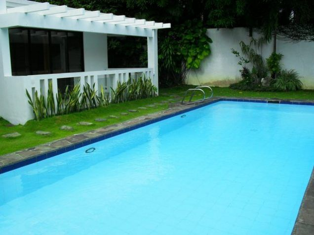 House and Lot, 4 Bedrooms for Rent in Dasmarinas Village, Makati, Metro Manila, A List Properties - 4