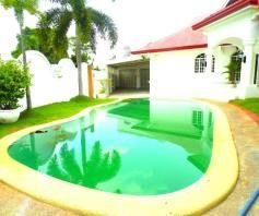 Huge White House With Pool For Rent In Angeles City - 9