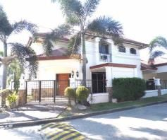 Corner Lot House for Rent inside a gated Subdivision at Balibago - 75K - 4