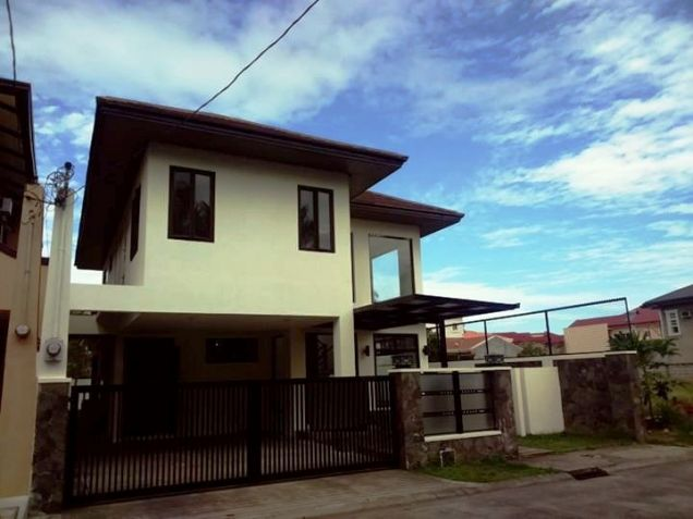 Two-Storey House & Lot For Rent In Friendship Angeles City Near Clark - 0