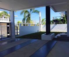 2 Storey Brandnew Modern House & Lot for RENT in Hensonville Angeles City - 1