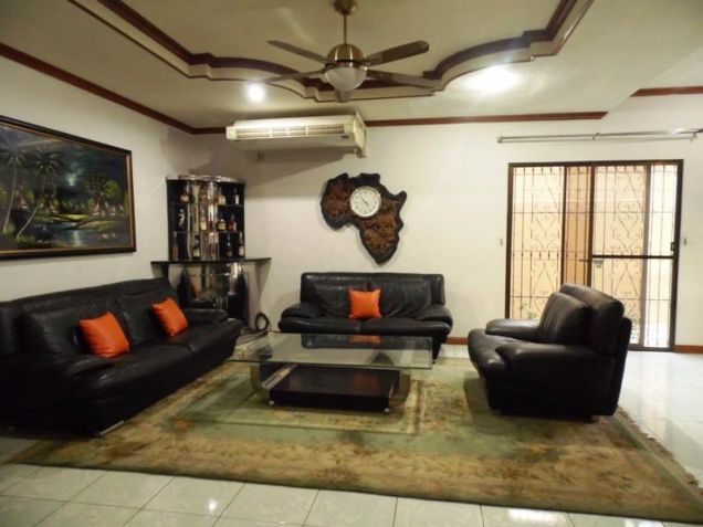 6 Bedroom Semi Furnished house and Lot for Rent with Private Pool Near Clark - 4