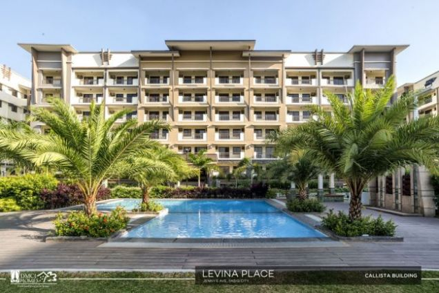 Levina Residences 2br in Jennys Ave Pasig near ST. Paul,Libis,Ortigas,Estancia - 6
