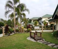 Bungalow House with Spacious yard for rent in Angeles City, Pampanga - P50K - 3