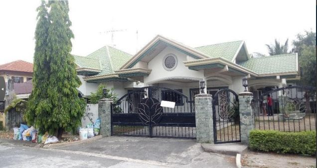 Huge House With 3 Bedrooms For Rent In Angeles City - 0