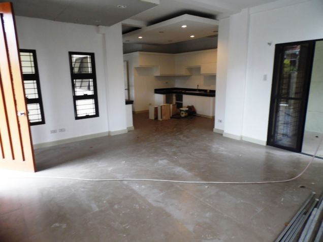 4Bedroom 2-Storey House & Lot For Rent In Angeles City Near Clark Free Port Zone - 3