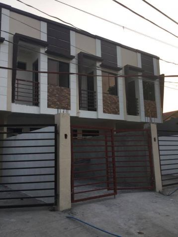Quezon City Townhouse in North Fairview 3br2cr1cg 19,700 per month - 1