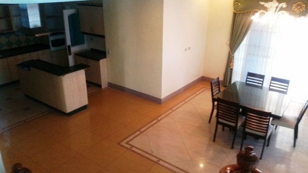 Huge House with 6 Bedrooms For Rent in Friendship, Angeles City - Fully Furnished - 1