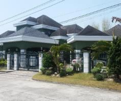 6 Bedroom Furnished House For Rent In Angeles City - 0