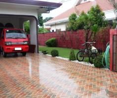 Bungalow House And Lot For Rent In Angeles City Fully Furnished P40k Only - 6