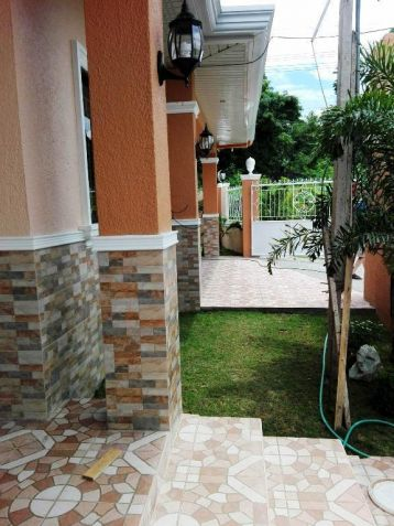 Big Bungalow House For Rent In Angeles City - 2