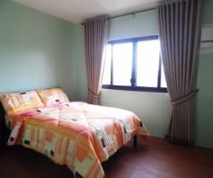 Town House with 4 Bedrooms inside a Secured Subdivision for rent - P35K - 9