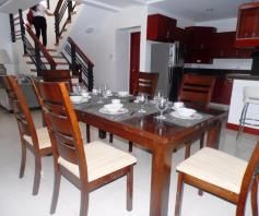 Two-Storey 3 Bedroom Furnished House & Lot For Rent In Angeles City. - 9