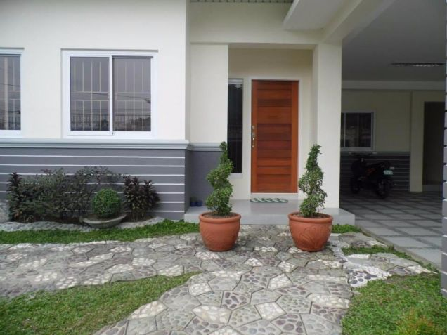 Bungalow House With Big Yard In Angeles City For Rent - 4