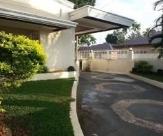 4 Bedroom Bungalow House for Rent in Angeles City - 3