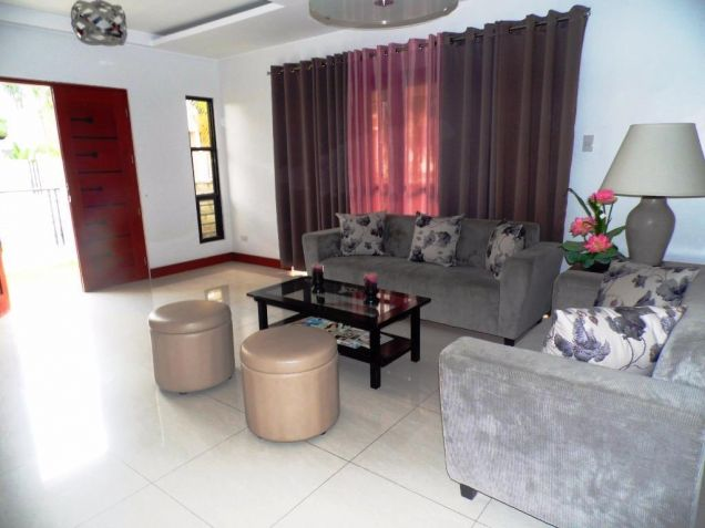 3 Bedroom Furnished House and Lot for Rent in Amsic - 4