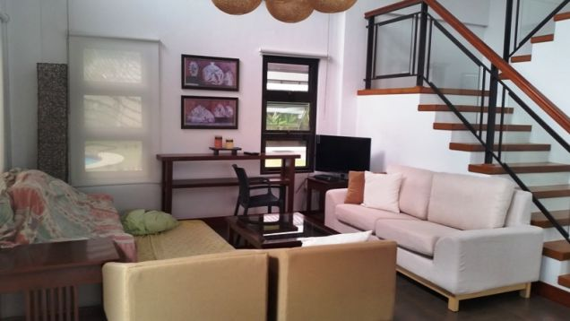 2-Storey House and Lot for Rent with Private Pool in Hensonville Angeles City - 4