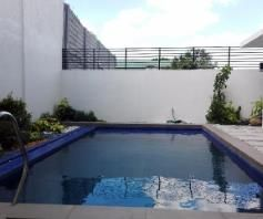 W/Private Pool House & Lot For RENT In Friendship Angeles City Near Clark - 5