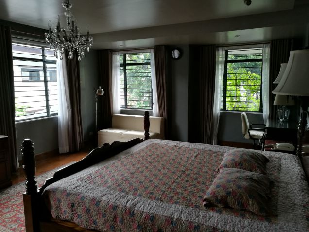 Fully Furnished House for rent in San Lorenzo Village Makati City - 6