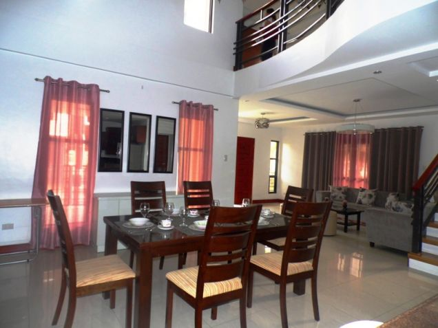 2-Storey Furnished 3 Bedroom House & Lot For Rent In Hensonville Angeles City.. - 0