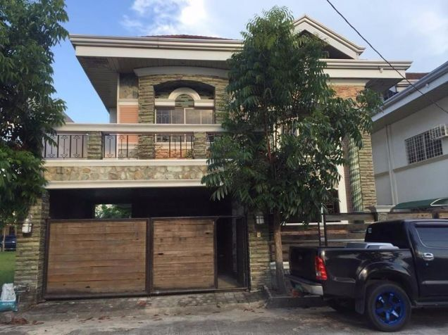For Rent Unfurnished House In Angeles City Near Marquee Mall - 0