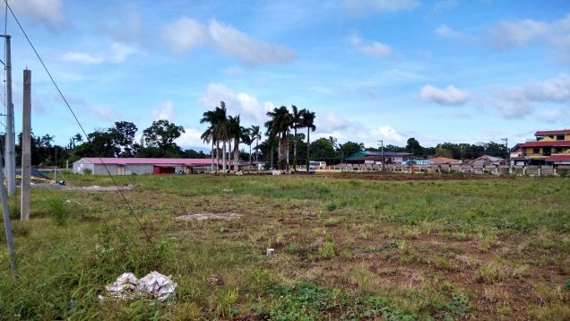 a 12,716 sq.m. Prime Commercial Lot along J.P Laurel Hi-way fronting Lima - 1