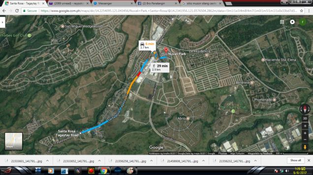 1500 sqm commercial lot in Puting Kahoy Silang Cavite Rush - 3