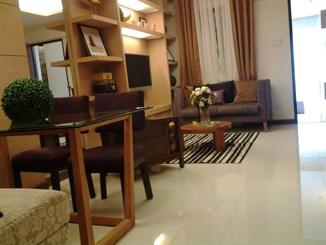 Affordable condominium near Eastwood city and LRT 2br 63sqm 3m - 1