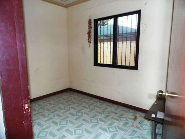 House & Lot ot with yard For Rent inside a gated Subdivision in Friendship - 75K - 2