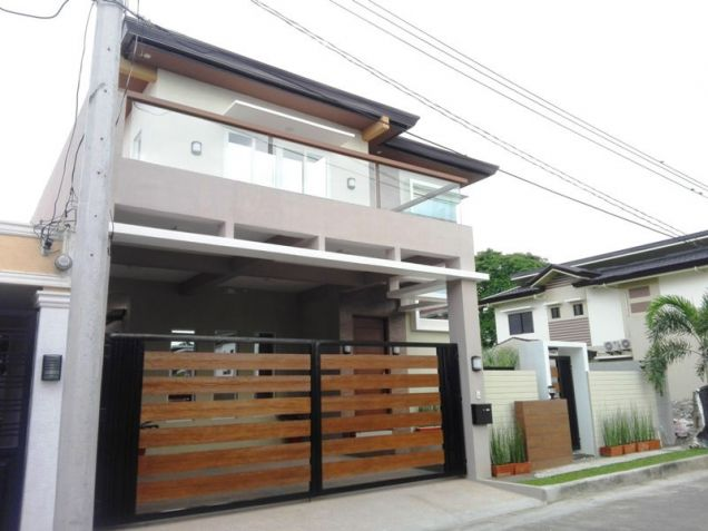 5 Bedroom Fullyfurnished Brand New House & Lot For RENT In Angeles City Near Clark - 5