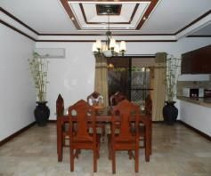 Furnished Bungalow House For Rent In Angeles City - 3