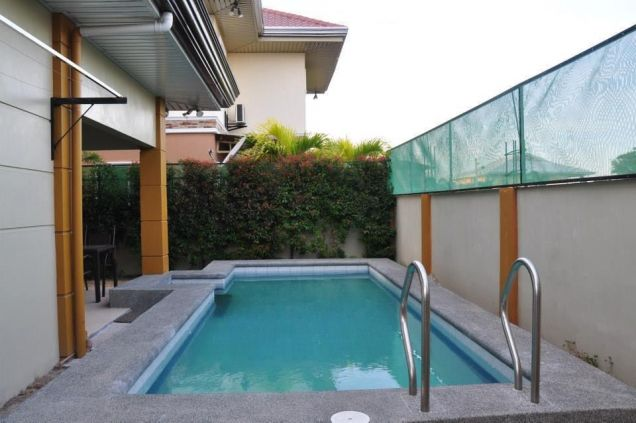 3 Bedroom House With Pool In Angeles City For Rent - 2
