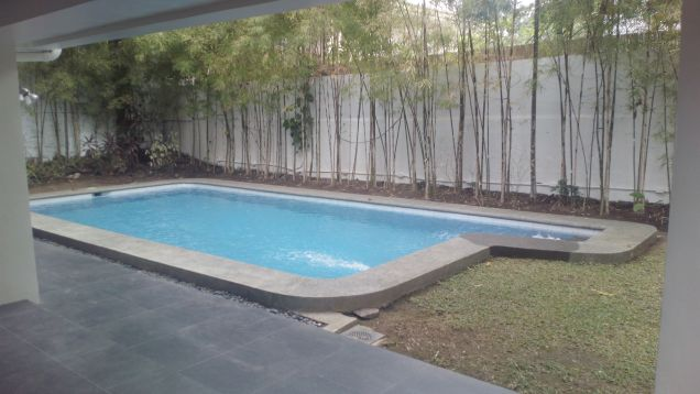 4 Bedroom House for rent in Dasmarinas Village, Makati City - 2