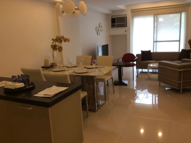 For Sale Ready For Occupancy 2 bedroom  Unit Very Near UP Diliman & Ateneo, Capitol Hills Dr., Diliman, Quezon City , MOVE IN  allowed for only 5% DP - 6