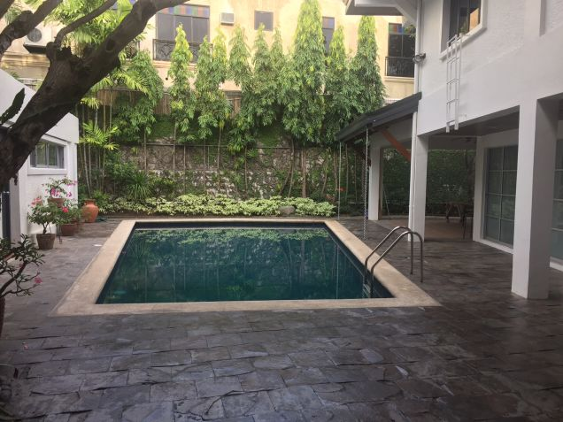 5 Bedroom House for Rent in Dasmarinas Village, Makati City - 4